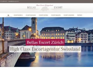 Bellas Escort Zürich - Mens and ladies escort agencies Zurich 1