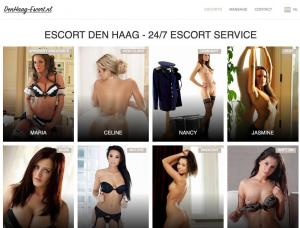 Den Haag Service - Mens and ladies escort agencies The Hague 1