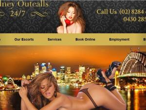 Sydney Escorts Outcalls - Mens and ladies escort agencies Sydney 1