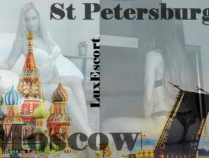 LuxEscortTwoCapitals - Mens and ladies escort agencies Saint Petersburg 1