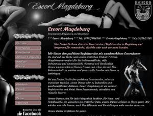 Escort Magdeburg - Mens and ladies escort agency Magdeburg