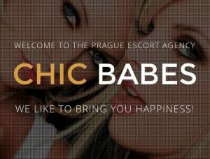 Chic Babes - Mens and ladies escort agencies Prague 1