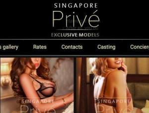 Singapore Prive - Mens and ladies escort agencies Singapore City 1