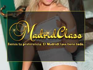 MadridClass - Mens and ladies escort agencies Madrid 1