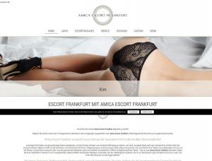 Amica Escort - Mens and ladies escort agencies Frankfurt 1