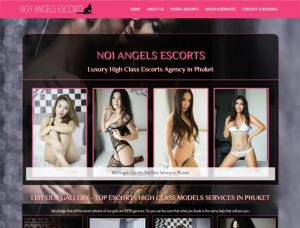 No1 Angels Escorts Phuket - Mens and ladies escort agency Phuket