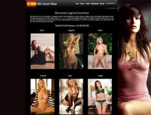 Niki Escort Ibiza - Mens and ladies escort agencies Palma de Mallorca 1