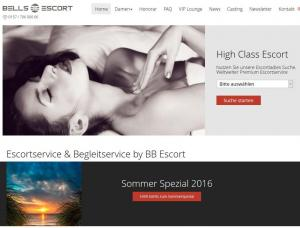 Bells Escort - Mens and ladies escort agencies Frankfurt