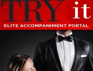 TRY IT Elite Accompaniment Portal - Mens and ladies escort agencies Prague 1
