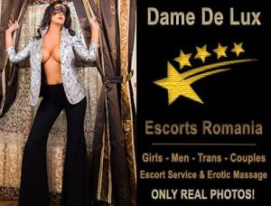 DameDeLux - Mens and ladies escort agency Bucharest