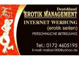 Erotik Management - Mens and ladies escort agencies Bremen