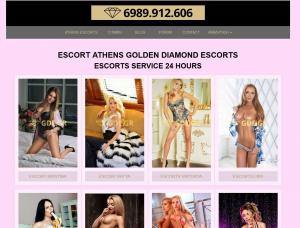 GOLDENDIAMONDESCORT69 - Mens and ladies escort agencies Athens 1