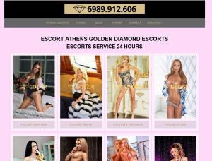 GOLDENDIAMONDESCORT69 - Mens and ladies escort agency Athens
