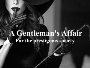 A Gentlemans Affair - Mens and ladies escort agencies Sydney 1
