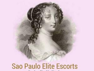 Sao Paulo Elite - Mens and ladies escort agencies São Paulo 1
