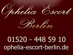 Ophelia Escort Berlin - Mens and ladies escort agency Berlin