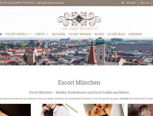 1st Class Escort - Mens and ladies escort agencies Munich 1