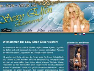 Sexy Elfen Escortservice - Mens and ladies escort agency Berlin