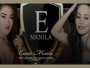 Escorts Manila - Mens and ladies escort agencies Manila 1