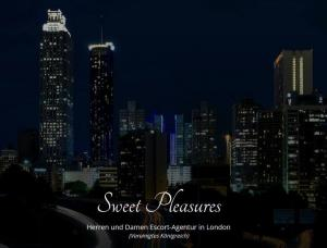 Sweet Pleasures - Mens and ladies escort agency London