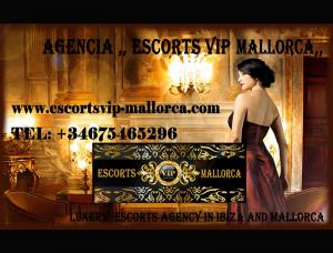 ESCORTS VIP MALLORCA - Mens and ladies escort agencies Palma de Mallorca 1