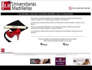 Universitarias Madrid - Mens and ladies escort agencies Madrid 1