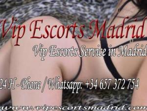 Vip Escorts Madrid - Mens and ladies escort agencies Madrid 1