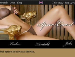 Spree Escort - Mens and ladies escort agencies Berlin 1