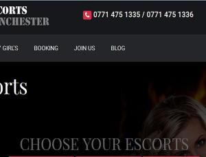 Cheap Escorts Agency in Manchester - Mens and ladies escort agencies Manchester 1