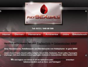PaySexGirls - Mens and ladies escort agencies Gelsenkirchen 1