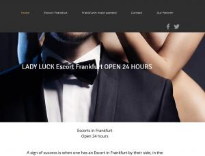 escortladyluck - Mens and ladies escort agencies Frankfurt 1
