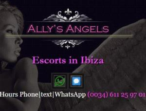Allys Angels - Mens and ladies escort agencies Valencia 1