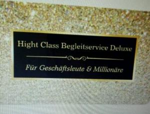 High Class Begleitservice Deluxe - Mens and ladies escort agencies Chemnitz 1