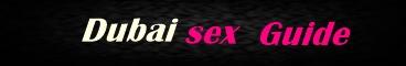 Guide du sexe à Dubaï