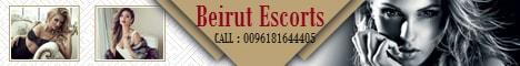 Bejrut Escorts | Usługi dodatkowe Escorts w Bejrucie