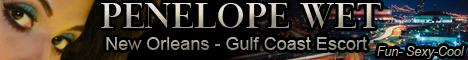 न्यू ऑरलियन्स लव कम्पेनियन-पेनेलोप ऑफ गल्फ कोस्ट