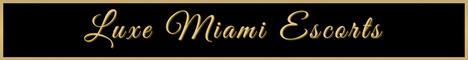 LUXE Miami Escorts