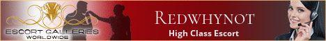 Redwhynot - High Class Escort