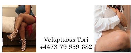 Voluptuous Tori - Independent Escort