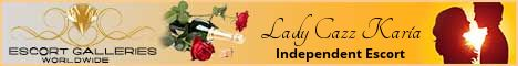 Lady Cazz Karia - Independent Escort