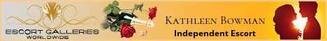 Kathleen Bowman - Independent Escort