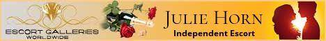 Julie Horn - Independent Escort