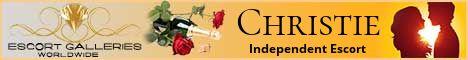 Christie - Independent Escort