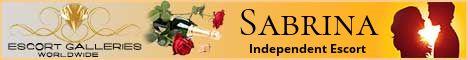 Sabrina - Independent Escort