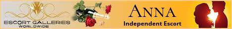 Anna - Independent Escort