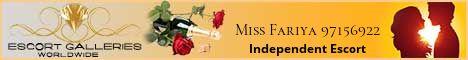 Miss Fariya 97156922 - Independent Escort