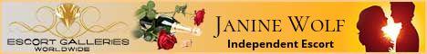 Janine Wolf - Independent Escort