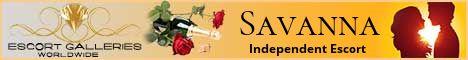 Savanna - Independent Escort