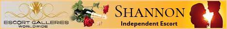 Shannon - Independent Escort