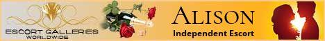 Alison - Independent Escort